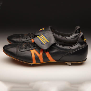 Willie McCovey's Shoes