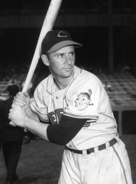 Joe Gordon, traded to the Indians in 1946, would help lead them to a World Series win in 1948. (National Baseball Hall of Fame)