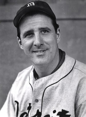In 1940, Hank Greenberg would become the first baseball player to win two MVP awards at two different positions: first base and left field. (National Baseball Hall of Fame)