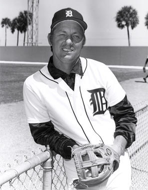 Al Kaline was named to 18 All-Star Games in his 22-year career with the Tigers. (National Baseball Hall of Fame and Museum)