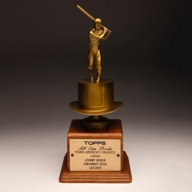 Johnny Bench's Award