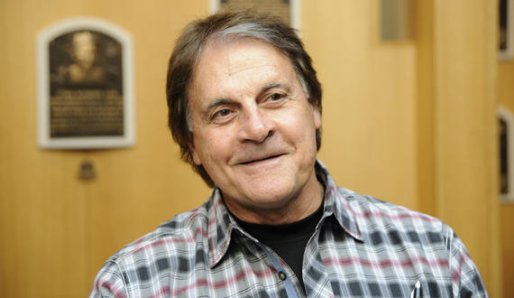 Tony La Russa was elected to the Hall of Fame in 2014. (Milo Stewart Jr./National Baseball Hall of Fame and Museum)