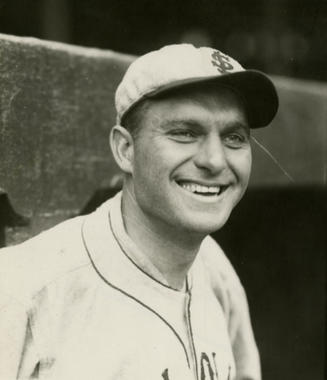 Heinie Manush began his big league career with the Tigers before being traded to the Browns prior to the 1928 season. On June 13, 1930, the Browns traded Manush to the Senators in exchange for another future Hall of Famer: Goose Goslin. (Charles M. Conlon/National Baseball Hall of Fame and Museum)