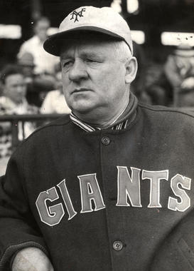 John McGraw retired as baseball's winningest manager with 2,763 victories. (National Baseball Hall of Fame and Museum)