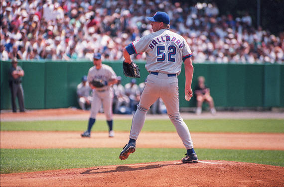 Roy Halladay pitched for the Toronto Blue Jays from 1998-2009. (By Photographer Milo Stewart Jr./National Baseball Hall of Fame and Museum)