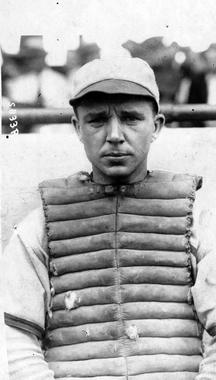 Hall of Famer Ray Schalk played for the Chicago White Sox for 17 seasons of his 18-year career. (National Baseball Hall of Fame and Museum)