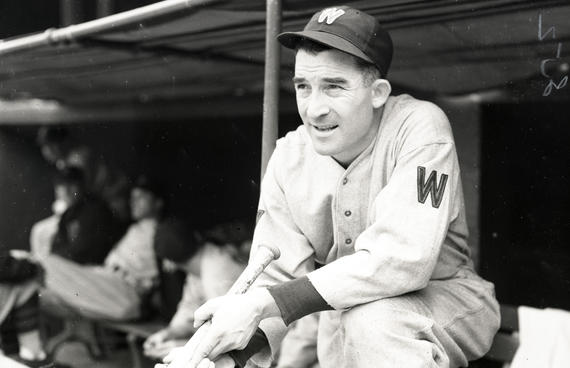 Al Simmons tallied a .334 batting average over 20 big league seasons. He was elected to the Hall of Fame in 1953. (National Baseball Hall of Fame and Museum)