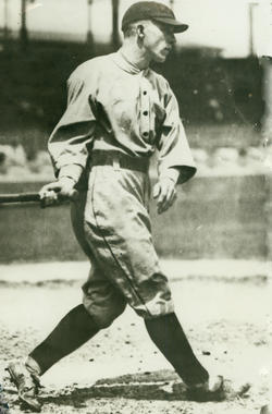 Billy Southworth played 13 seasons in the big leagues for the Indians, Pirates, Braves, Giants and Cardinals. He helped the Cardinals win the 1926 World Series before embarking on a 13-year MLB managerial career that resulted in four National League pennants, two World Series titles and election to the Hall of Fame. (National Baseball Hall of Fame and Museum)