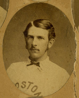 With Hall of Famer A.G. Spalding's support, the National Baseball League of Great Britain and Ireland was formed in 1890. (National Baseball Hall of Fame)