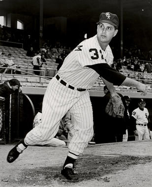 From 1963-1967, Hoyt Wilhelm's ERA dipped from 2.64, to 1.99, 1.81, 1.66, 1.31. The latter would be the lowest ERA Wilhelm would ever record. (National Baseball Hall of Fame)