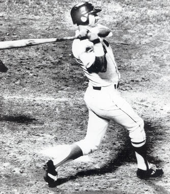 After his retirement following the 1983 season, Carl Yastrzemski had totaled 452 home runs, 1,844 RBI, 18 All-Star Game selections and seven Gold Glove Awards. (National Baseball Hall of Fame and Museum)