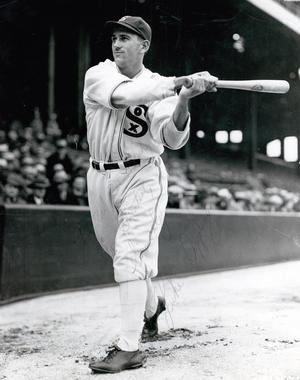 Chicago White Sox shortstop Luke Appling c. 1933 - BL-3956-73 (National Baseball Hall of Fame Library)