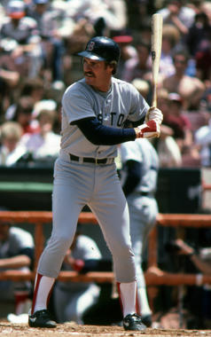 Wade Boggs, Boston Red Sox, 1983 - BL-6631-95 (Lou Sauritch/National Baseball Hall of Fame Library)