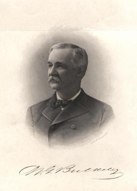 Morgan Bulkeley - BL-434-54 (National Baseball Hall of Fame Library)
