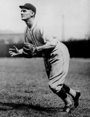 Max Carey - BL-96-61 (National Baseball Hall of Fame Library)