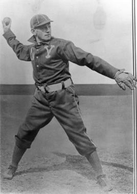 Jack Chesbro, New York, American League - BL-4004-99 (National Baseball Hall of Fame Library)