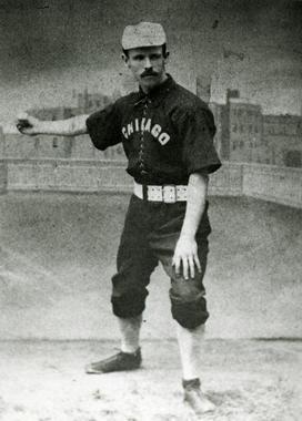 John Clarkson, Chicago, 1887 - BL-9781-89 (National Baseball Hall of Fame Library)