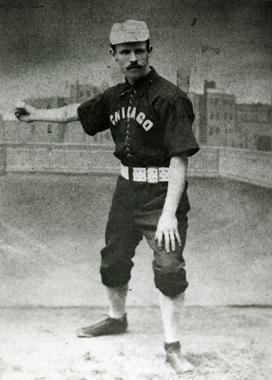 John Clarkson, Chicago, 1887 - BL-9781-89 (National Baseball Hall of Fame Library)