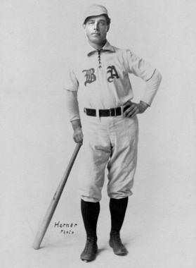 Jimmy Collins, Boston Americans, 1902 - BL-142-62-A (National Baseball Hall of Fame Library)