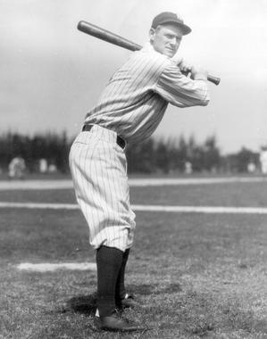 Earl Combs, New York Yankees - BL-350-63a (National Baseball Hall of Fame Library)
