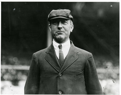 Tom Connolly - BL-320-91 (Charles Conlon/National Baseball Hall of Fame Library)