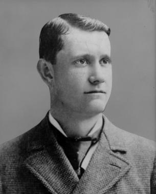 Ed Delahanty - BL-6460-85 (National Baseball Hall of Fame Library)