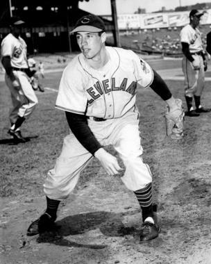 Bob Feller, Cleveland Indians - BL-1483-68 (National Baseball Hall of Fame Library)