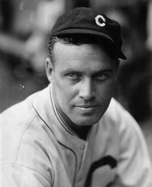Yantis captured this photograph of Wes Ferrell when he played for the Cleveland Indians. (National Baseball Hall of Fame)