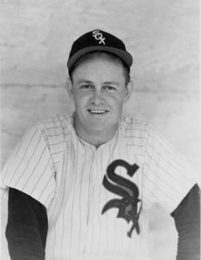 Nellie Fox, Chicago White Sox - BL-1779-70 (National Baseball Hall of Fame Library)