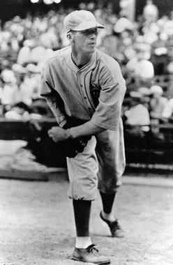 Lefty Grove - BL-3875-84 (Herman Seid, National Baseball Hall of Fame Library)