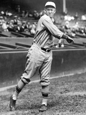 Jesse Haines of the St. Louis Cardinals - BL-2179-68 (National Baseball Hall of Fame Library)