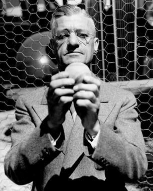 American League President William Harridge - BL-1495-68 (National Baseball Hall of Fame Library)