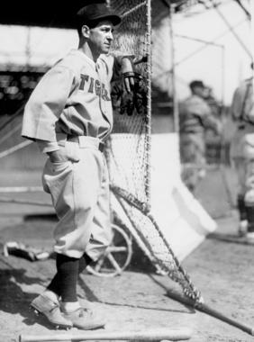 Stanley Raymond 'Bucky' Harris takes over as manager of the Detroit Tigers in the spring of 1929 - BL-530-63 (National Baseball Hall of Fame Library)