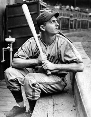 Chicago Cubs' Billy Herman, 1937 - BL-244-68 (National Baseball Hall of Fame Library)