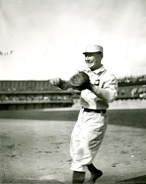 Hugh Jennings, Baltimore Orioles - BL-7909-71 (National Baseball Hall of Fame)