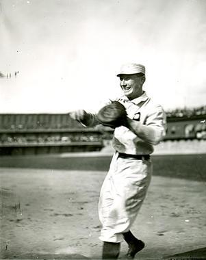 Hugh Jennings, Baltimore Orioles - BL-7909-71 (National Baseball Hall of Fame)