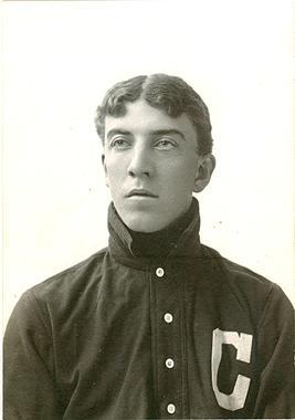 Addie Joss, Cleveland Naps - BL-1504-63 (National Baseball Hall of Fame)