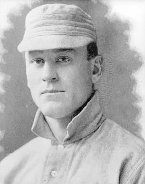 Joe Kelley - BL-1471-88 (National Baseball Hall of Fame Library)