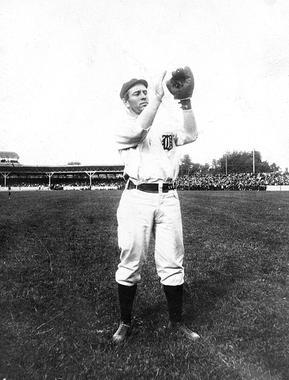 Joe Kelley - BL-508-92 (National Baseball Hall of Fame Library)