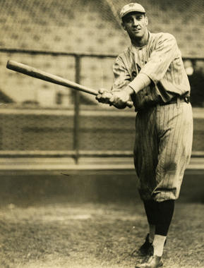 George Kelly, New York Giants - BL-3371-99 (National Baseball Hall of Fame Library)