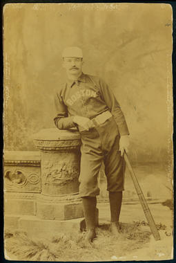 King Kelly, Boston Beaneaters - BL-1503-68WTa (National Baseball Hall of Fame Library)