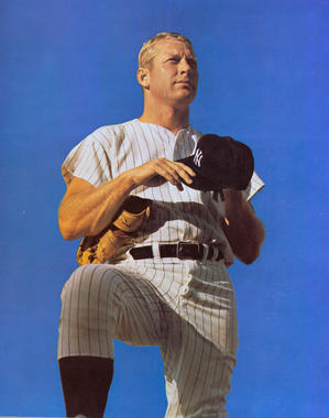 Mickey Mantle - BL-8813-95 (National Baseball Hall of Fame Library)