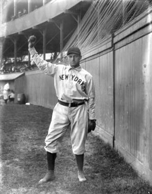 Joe McGinnity of the New York Yankees - BL-7915-71 (National Baseball Hall of Fame Library)