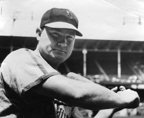 Johnny Mize with bat on shoulder as St. Louis Cardinal - BL-2886-68WTp (National Baseball Hall of Fame Library)