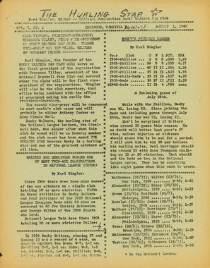 The September 1940 issue of