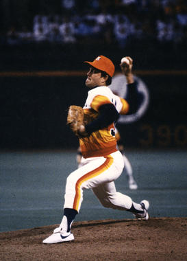Nolan Ryan pitching as a Houston Astro. - BL-1701-82 (National Baseball Hall of Fame Library)