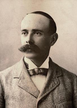 Frank Selee - BL-365-56 (National Baseball Hall of Fame Library)