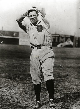 Ed Walsh - BL-2083-89 (National Baseball Hall of Fame Library)