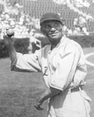 Sol White of the Negro Leagues - BL-2276-73-crop (National Baseball Hall of Fame Library)
