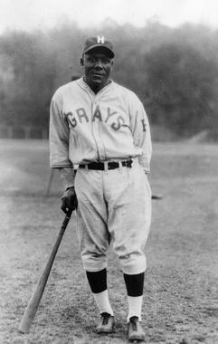 Jud Wilson of the Homestead Grays - BL-7922-71 (National Baseball Hall of Fame Library)